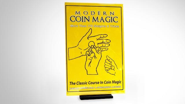 Modern Coin Magic All Volumes 180 Coin Effects