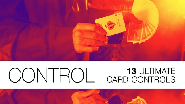 Control with Cards Full Volume - Download