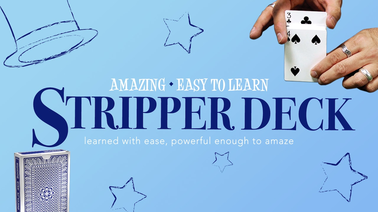The Amazing Series - The Stripper Deck