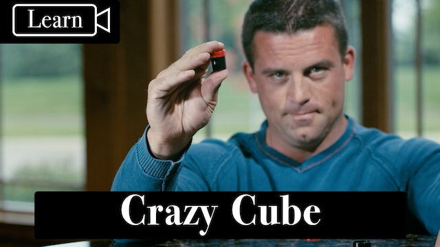 The Crazy Cube Secret