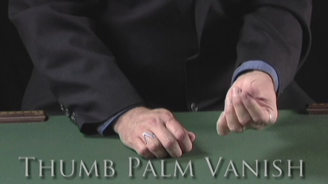 Thumb Palm Vanish
