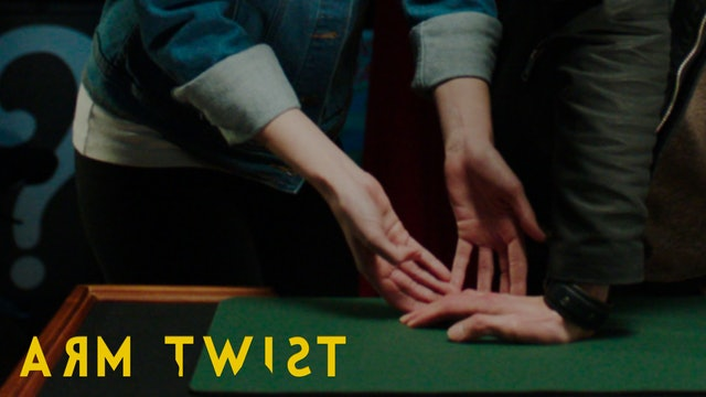 Arm Twist - Secret