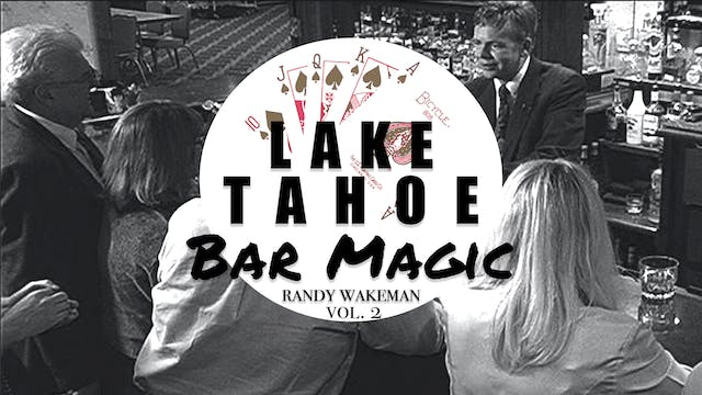 Tahoe Bar Magic Full Volume 2 - Download