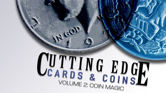 Cutting Edge: Cards & Coins - Volume 2