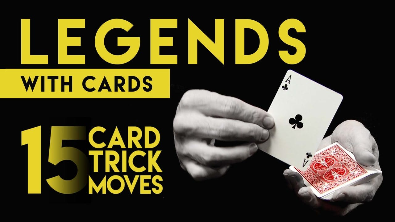 Legends with Cards - Instant Download