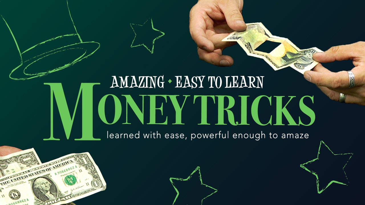 Amazing Series: Money Tricks