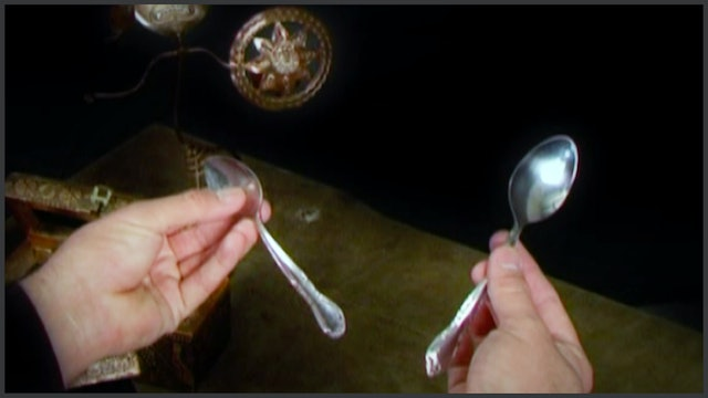 Magic Spoon Bending