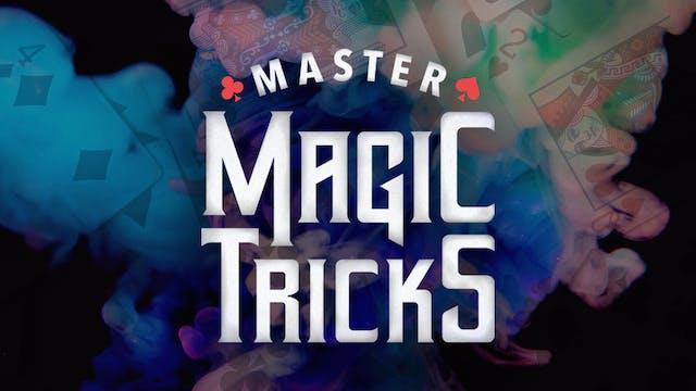 Master Magic Tricks - Learn Magic Online