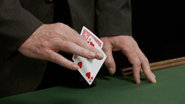 2 Card Monte - Ending