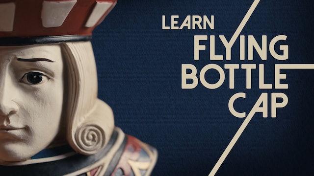 Flying Bottle Cap