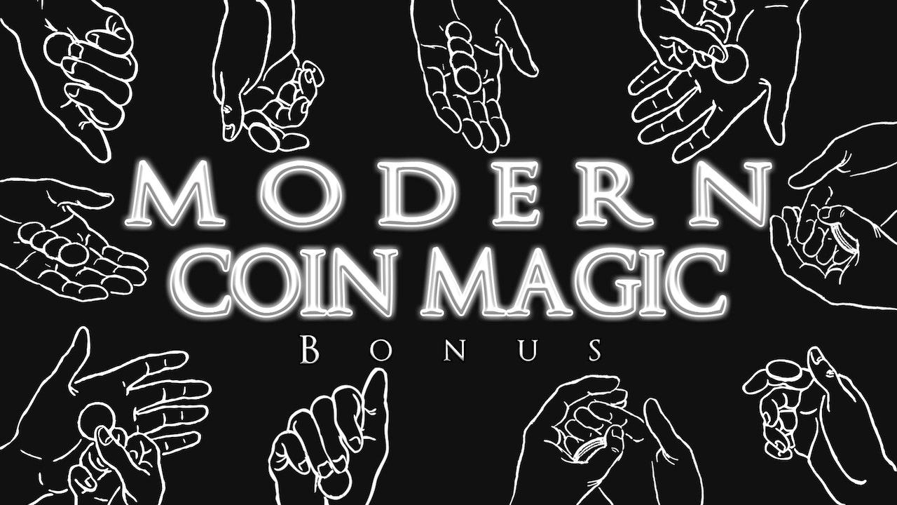 Modern Coin Magic - Bonus