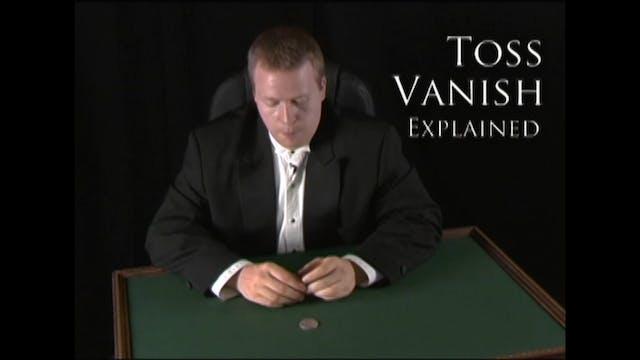 Toss Vanish