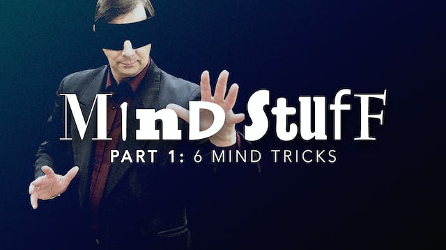 Mind Stuff Part 1 with Paul Hallas