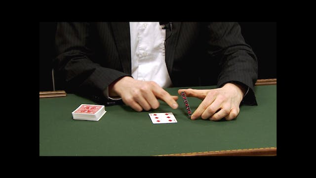 Hot Rod Card Trick
