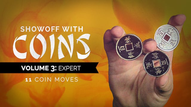 Showoff with Coins Volume 3: Expert Instant Download