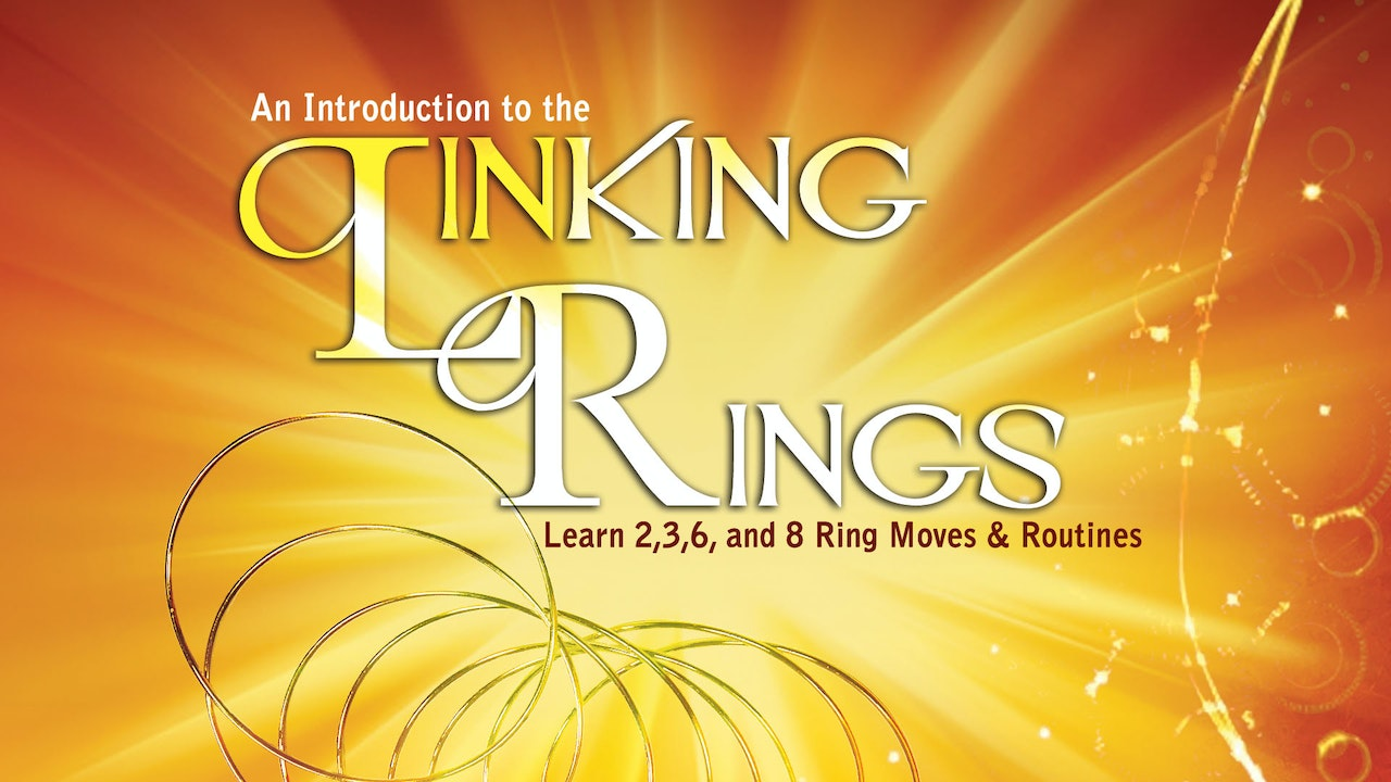 Linking Rings - Learn The Moves & Routines