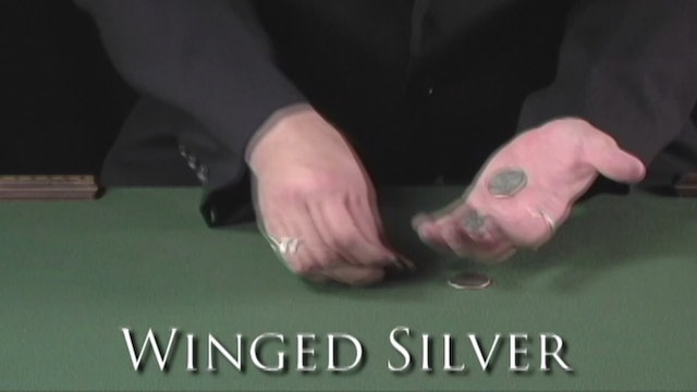 Winged Silver