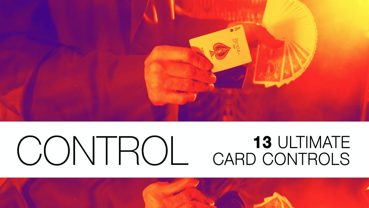 Control with Cards - 13 Ultimate Card Controls