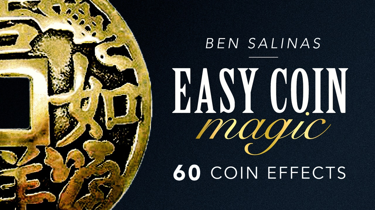 Easy Coin Magic: 60+ Effects To Choose From