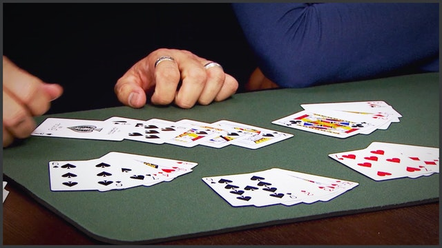 How to Deal a Royal Flush
