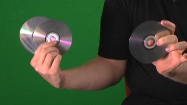 Vanishing CDs