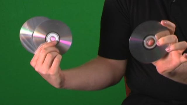 Vanishing CDs