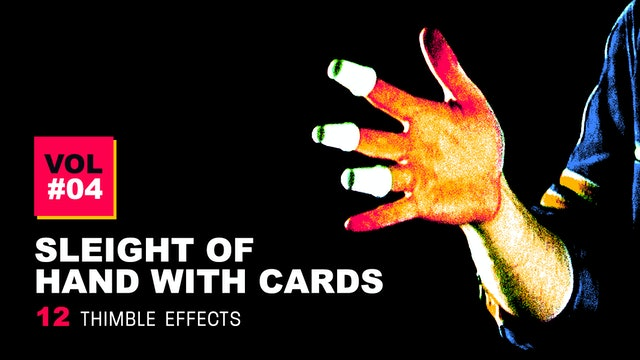 Sleight of Hand with Cards: Volume 4