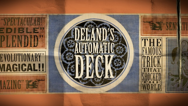 Learn Deland's Automatic Deck on MasterMagicTricks.com