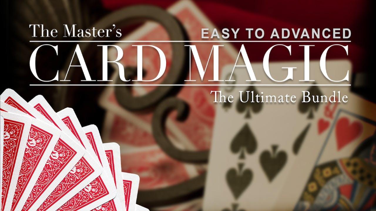 The Master's Card Magic Bundle