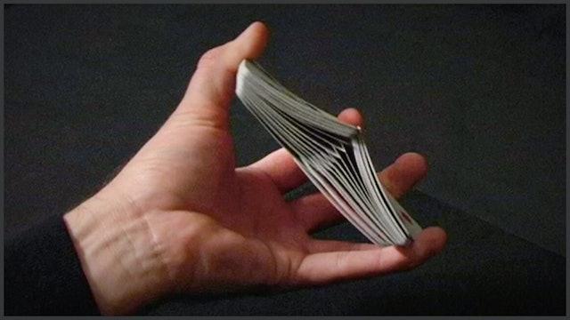 One-Handed Pharoah Shuffle