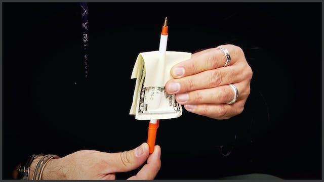 Pen Thru Bill