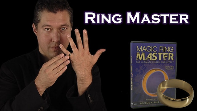 Magic Ring Master - Learning Videos