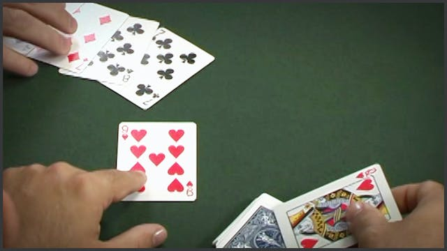 Encore Card Trick