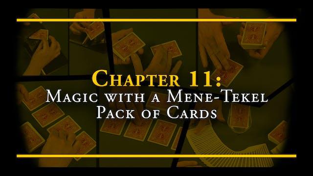 Chapter 11 - Magic with a Mene-Tekel ...