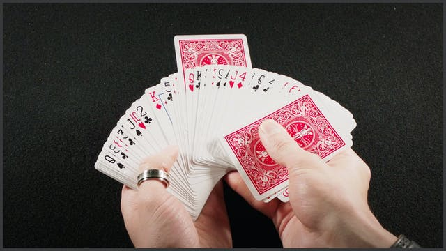Crazy Card Control