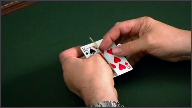 That Dam Card Trick