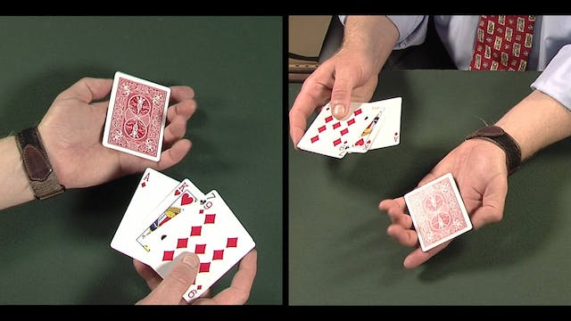 Five Card Mental Force