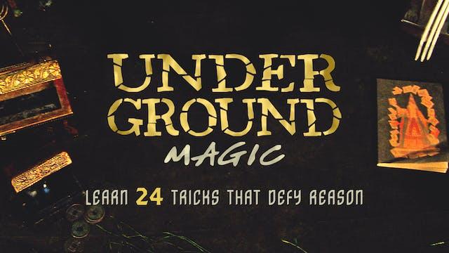 Underground Magic Full Volume - Download