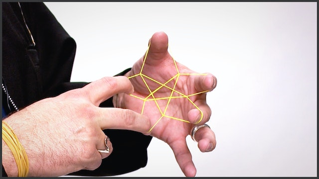 The Rubber Band Star 1
