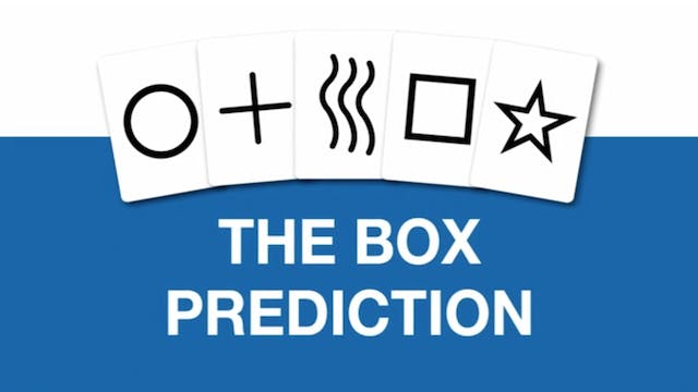 The Box Prediction