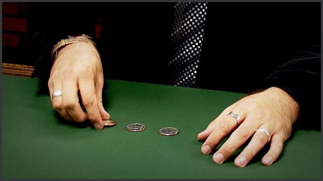 Coins Across