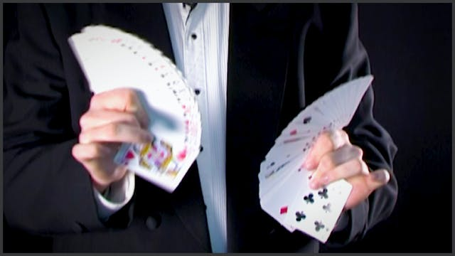 Sharp One-Handed S Fan