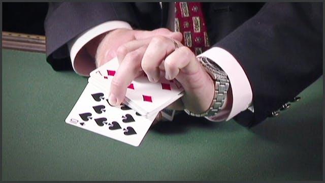 Overhand Lift Shuffle