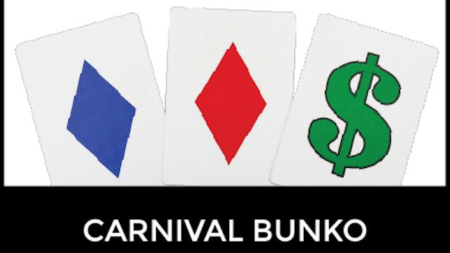 Carnival Bunko