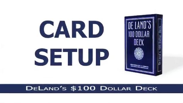 Card Setup