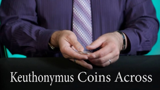 Keuthonymus Coins Across