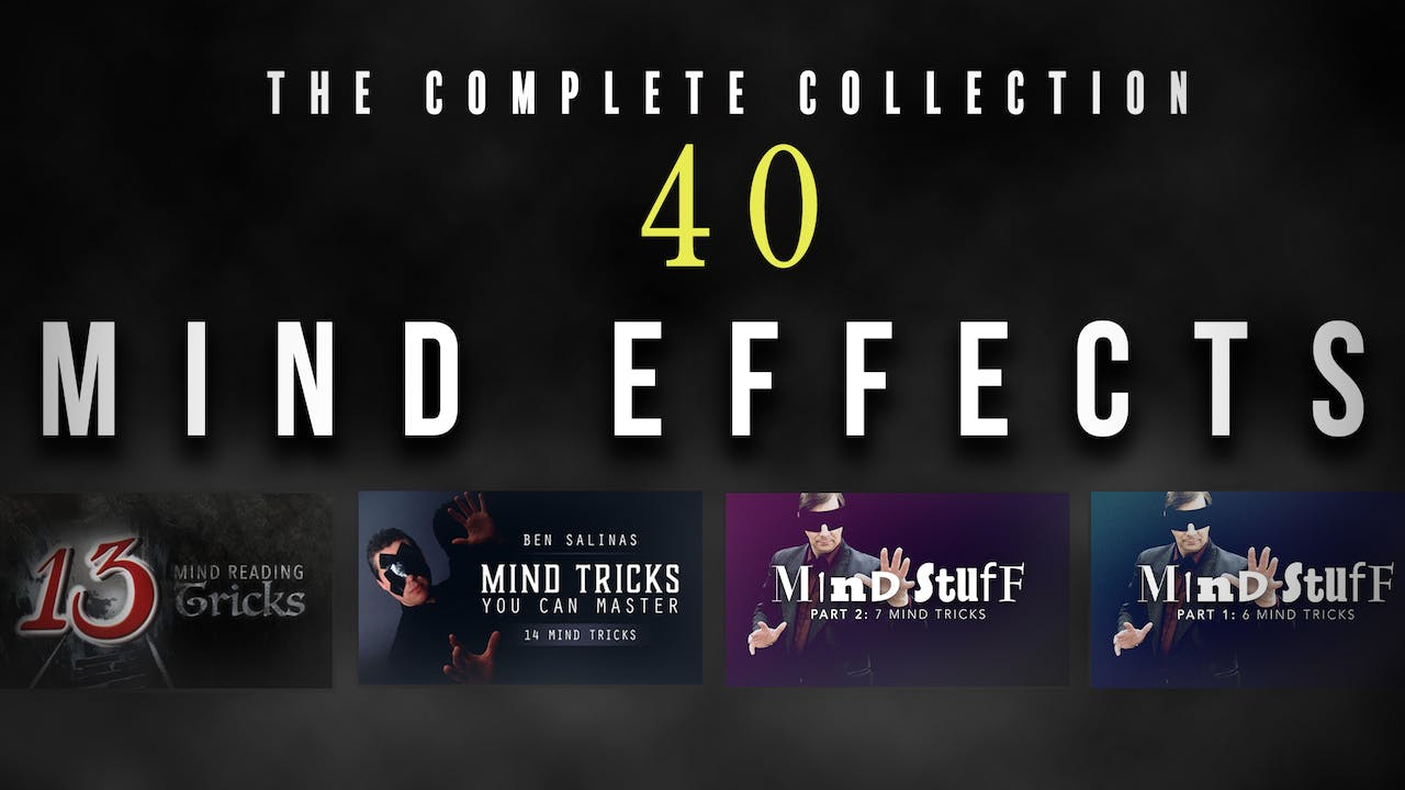 Ultimate Mind Tricks Pack