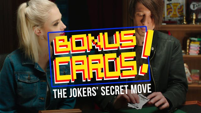 Bonus Cards - Performance