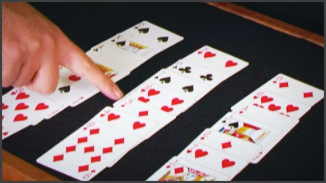 21 Card Trick