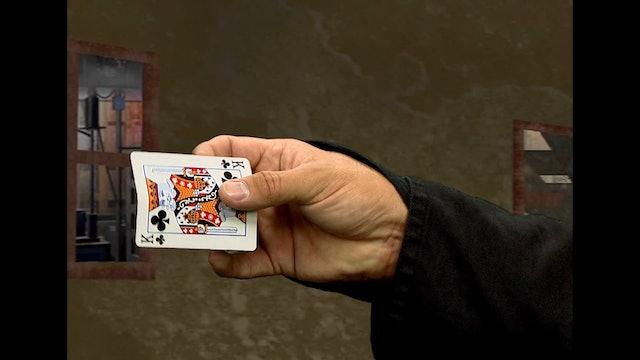Ninja Card Manipulation